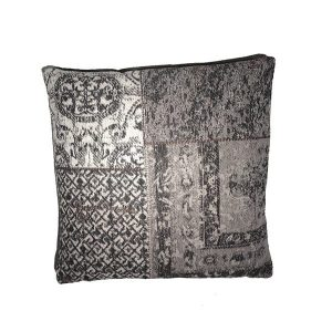 Pillow set patchwork in gray by By Boo