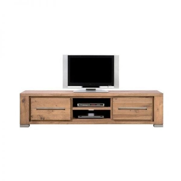Patagonia castle oak finish TV cabinet 190 cm