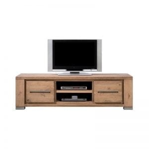 Patagonia castle oak finish TV cabinet 160 cm