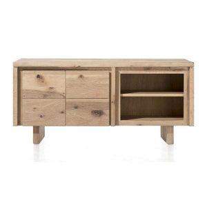 Masters Oak lowboard dresser 160 cm