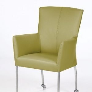 Click design dining chair with armrests
