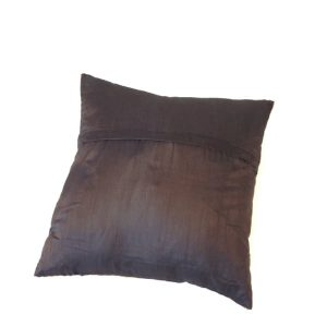 Pillow set patchwork gold and brown