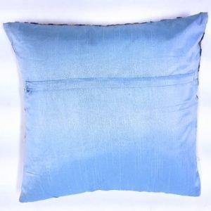 pillow set patchwork in blue by By Boo