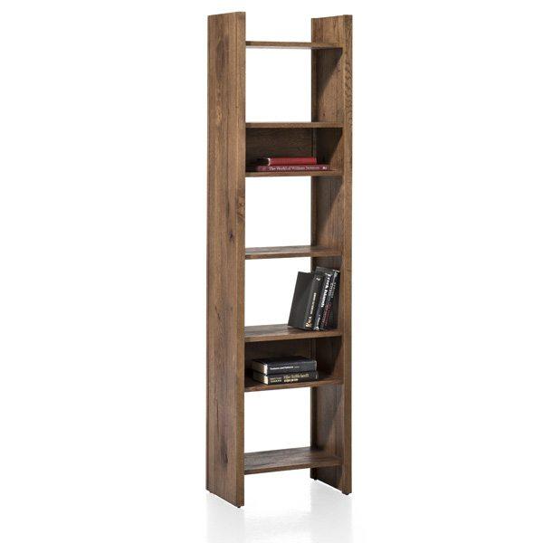 masters eiken boekenkast 50 cm
