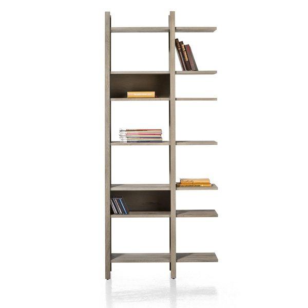 Masters eiken boekenkast 80 cm - Global Furniture Webshop