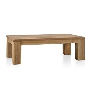 Masters solid oak coffee table