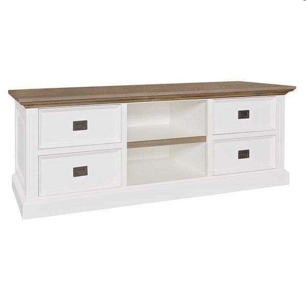 Tv Meubel Bovenkast.Oakdale Tv Meubel Van Richmond 6182 Global Furniture Woonwinkel