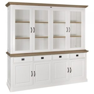 Oakdale Glass sideboard by Richmond 6154