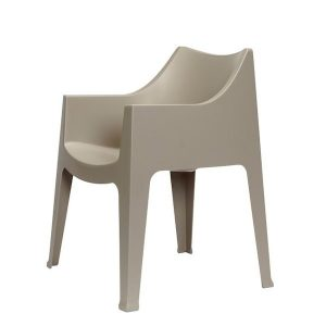 Coccolona garten stuhl armlehnstuhl scab design sand