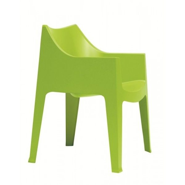 Coccolona armstoel - Scab design tuinstoel groen