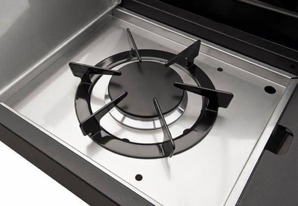 CADAC Titan 3b + sb gasbarbecue zwart aanbieding - goedkoop