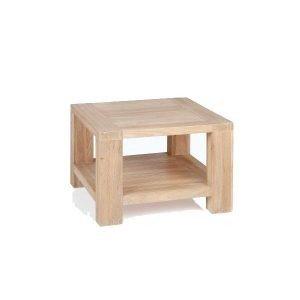 Molisana Elmhout side table natural grey