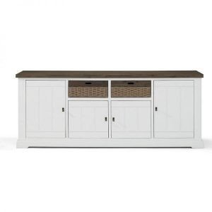 Provence country sideboard 220 cm