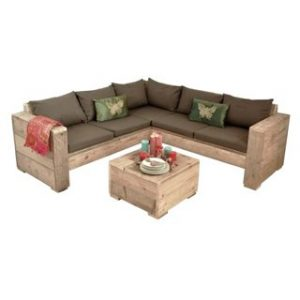 Scaffold wood furniture