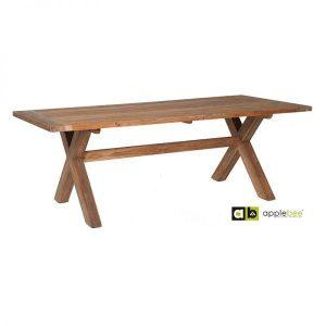 applebee Amazon teak garden table