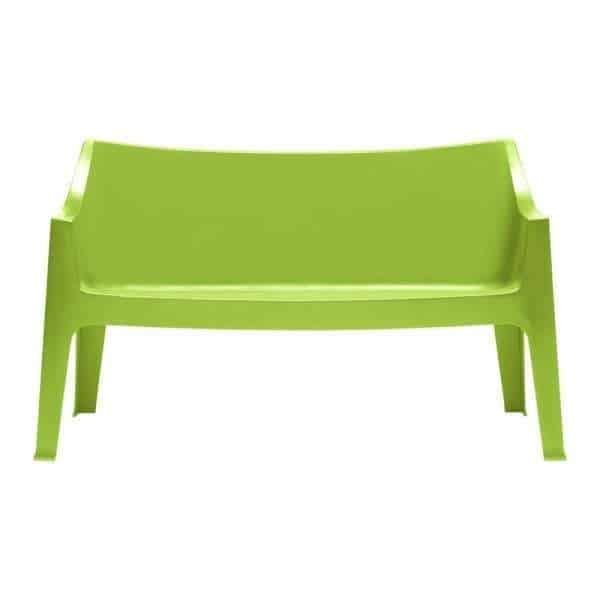 Coccolona divano bank sofa tuinbank scab design pistache groen