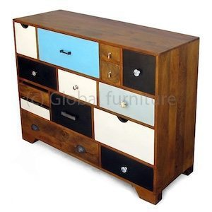 Colourful furniture Collection