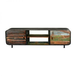 Lotte colourful industrial TV cabinet 160 cm