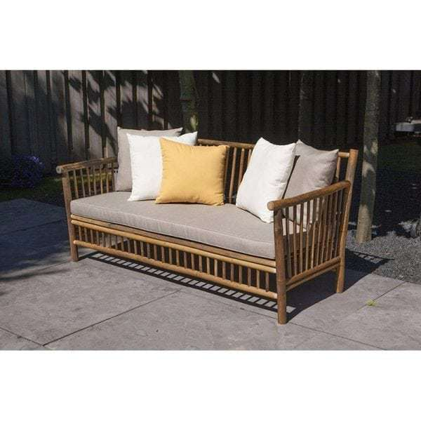 bamboo garden bench Exotan - Global Furniture Webshop