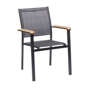 Memphis garden chair aluminium