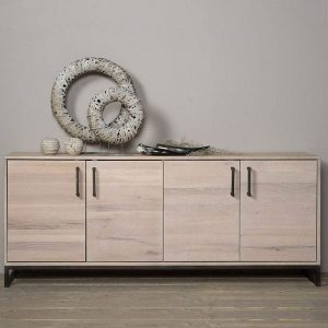 Evia sideboard 4 door ambiance photo