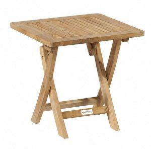 Exotan side table square