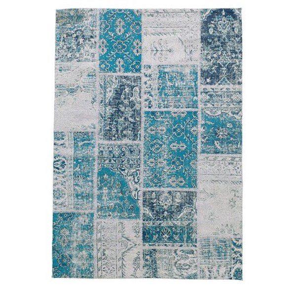 royal vintage patchwork teppich von coco maison global furniture webshop. Black Bedroom Furniture Sets. Home Design Ideas