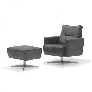 Dover swivel chair