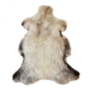 Dyreskinn sheepskin multicolour
