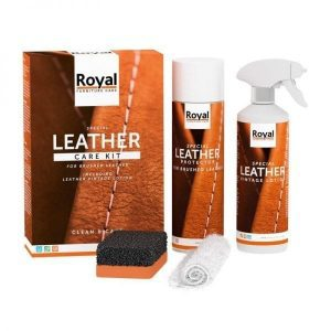 Oranje Brushed Leather Care Kit Lederpflege