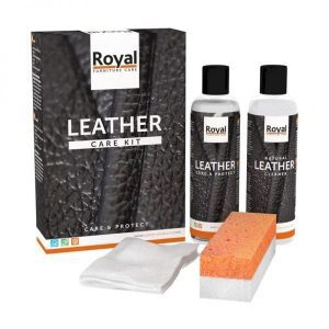 Oranje Leather Care Kit Care and Protect