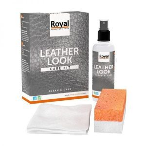 Oranje Leatherlook Care Kit Clean and Care