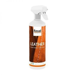 Oranje Leather Vintage Lotion