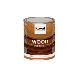 Oranje Wood Color Oil Beizöl