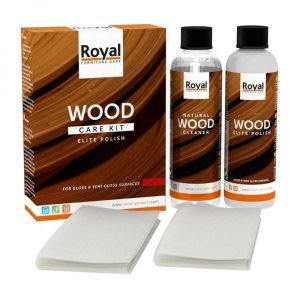 Oranje Wood Care Kit Elite Polish