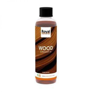 Oranje Wood Greenfix Kleurloos