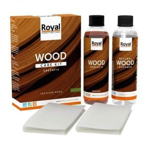 Oranje Wood Care Kit Greenfix