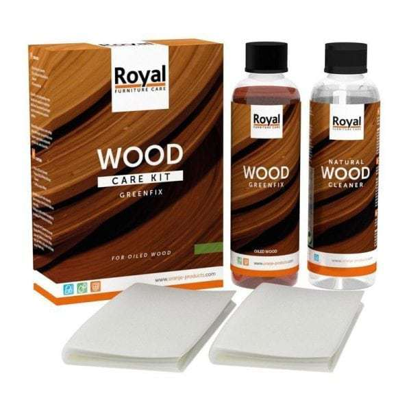 Oranje Wood Care Kit Greenfix