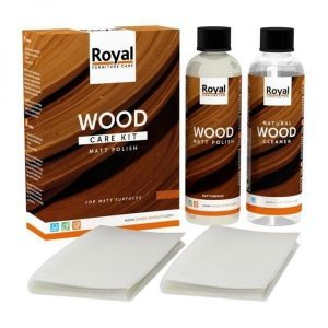 Oranje Wood Care Kit Matt Polish