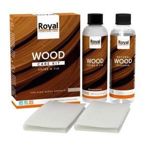 Oranje Wood Care Kit Shine and Fix