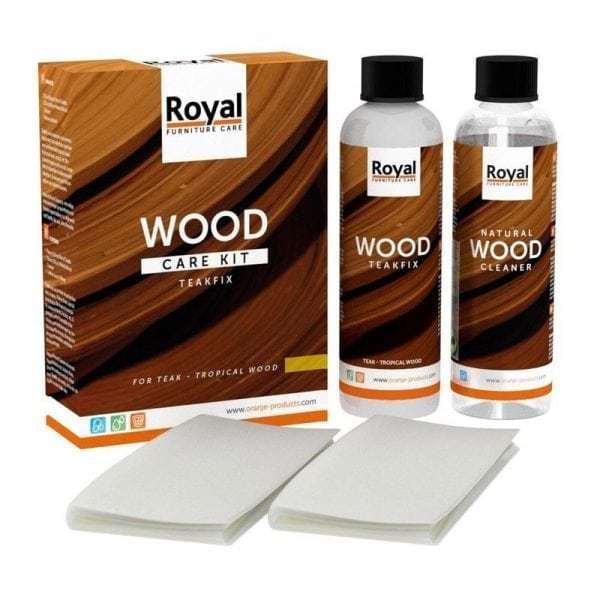 Oranje Wood Care Kit Teakfix
