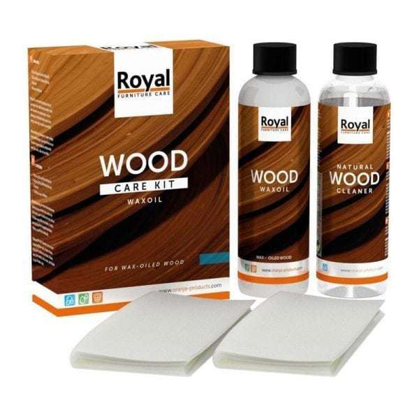 Oranje Wood Care Kit WaxOil