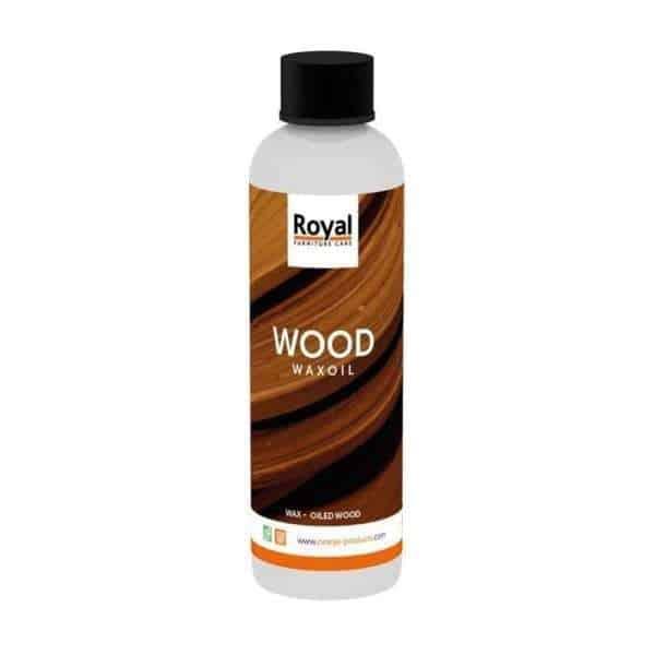 Oranje Wood verzorgende Waxoil