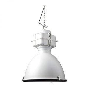 Industry industriele trafo hanglamp xl wit aanbieding