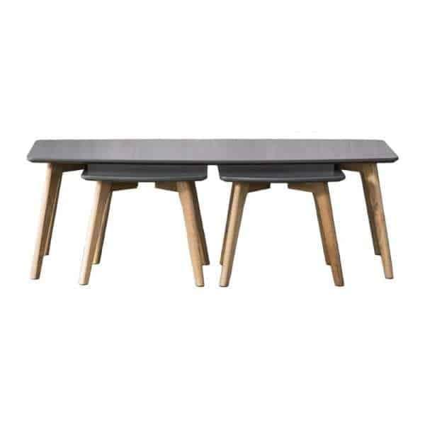 Oaky Coffee Table MDF with oak legs
