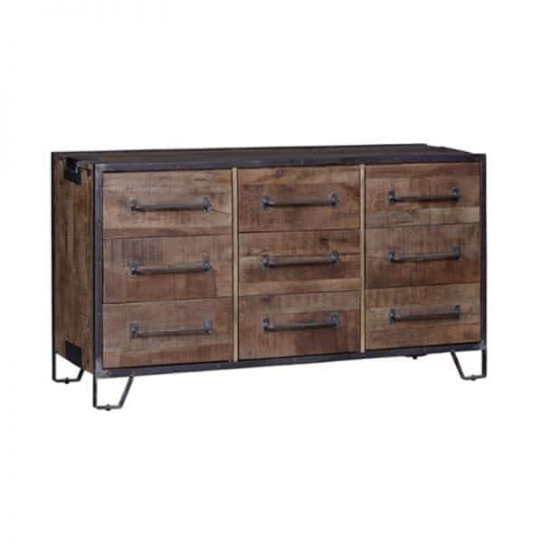 Angles Drawer Chest from Mysons