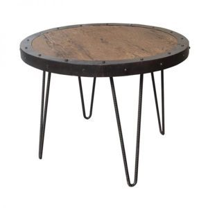 Noni hairpin side table from MySons