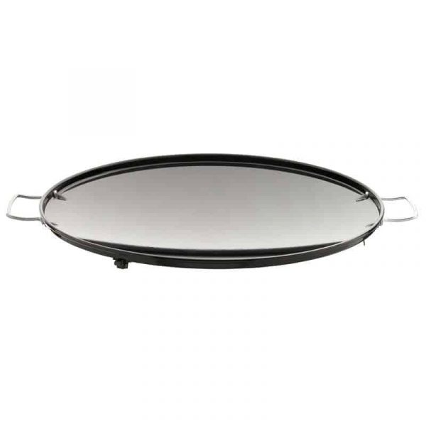 Cadac Skottel baking tray with stainless steel handles