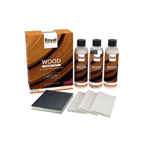 Oranje Wood Care Kit Natural Wood Sealer