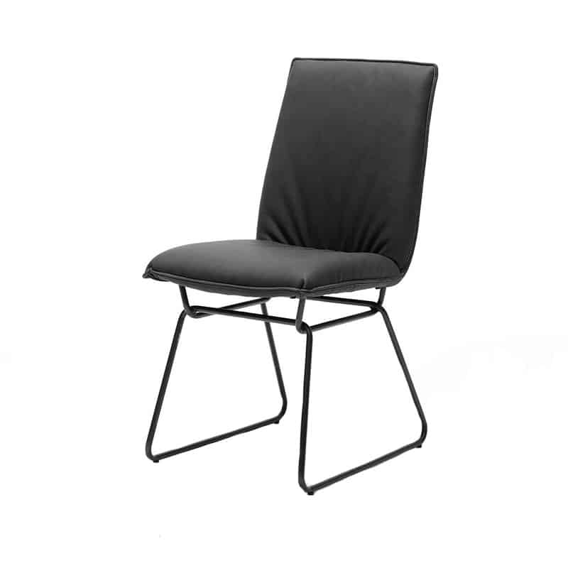 Flair Modern Dining Room Chair In Pu